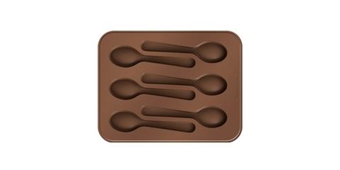 Формочки Tescoma DELICIA CHOCO Ложечки, для шоколада