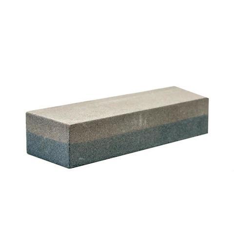 Брусок абразивный КОБАЛЬТ прямоугольный, 200х50х30 мм, P120/P240. коробка (790-205)