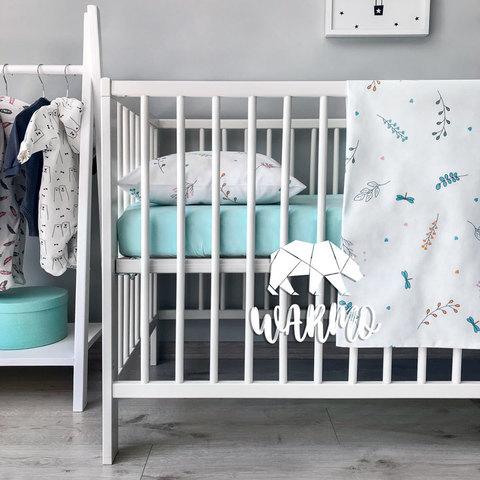 Зображення товару постіль в дитяче ліжечко Warmo™