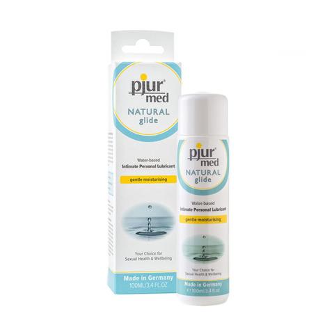 Pjur®MED Natural glide, 100 ml Нейтральный лубрикант на водной основе