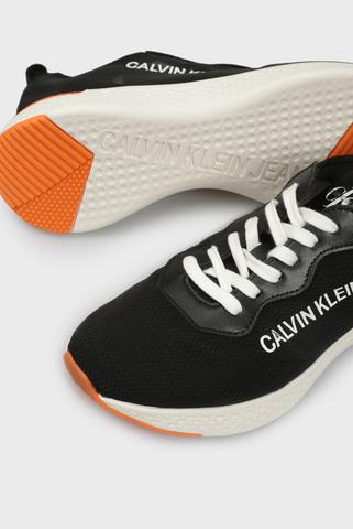 Мужские черные кроссовки ALBAN Calvin Klein