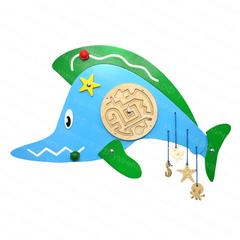 Бизиборд «Рыба - пила»