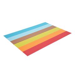 Салфетка сервировочная «Геометрия» радуга 30х45 см