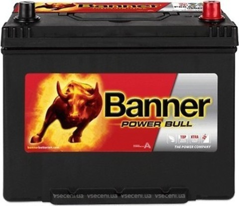 Banner Power Bull 80 Ah (P80 09)