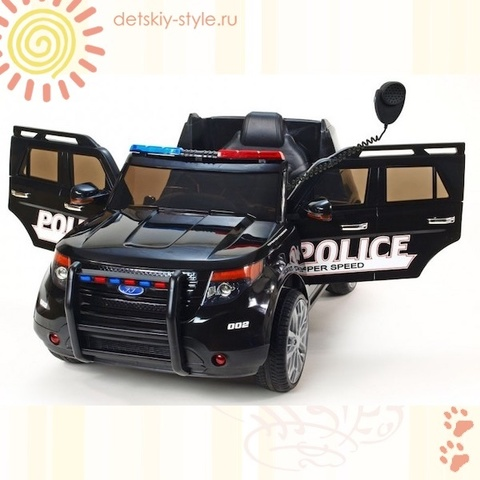 Ford Explorer Police CH9935