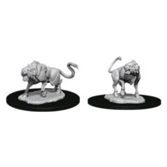 D&D Nolzur's Marvelous Miniatures - Leucrotta