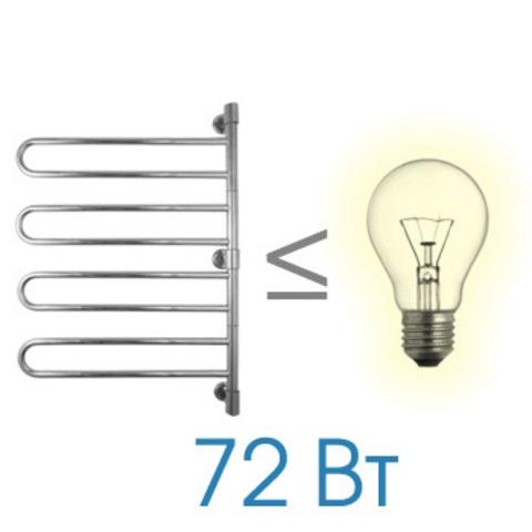 Полотенцесушитель электрический Energy U G4 940x635