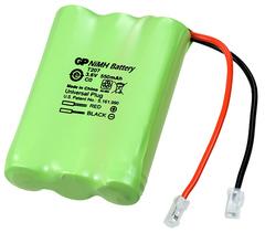 Аккумуляторы GP T207 NiMH 3.6V 550mAh