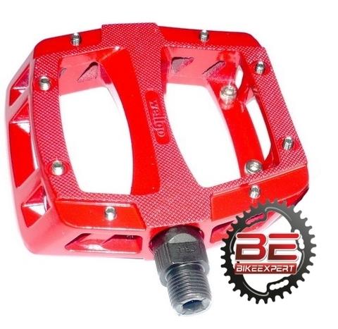Педали Wellgo LU-A52A Red