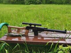 Kalashnikov VSS Vintorez wood toy