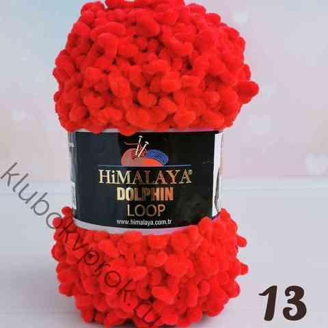 HIMALAYA DOLPHIN LOOP 112-13, Красный