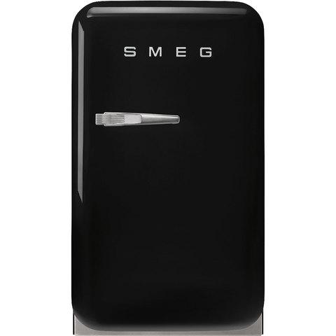 Компактный холодильник Smeg FAB5RBL5