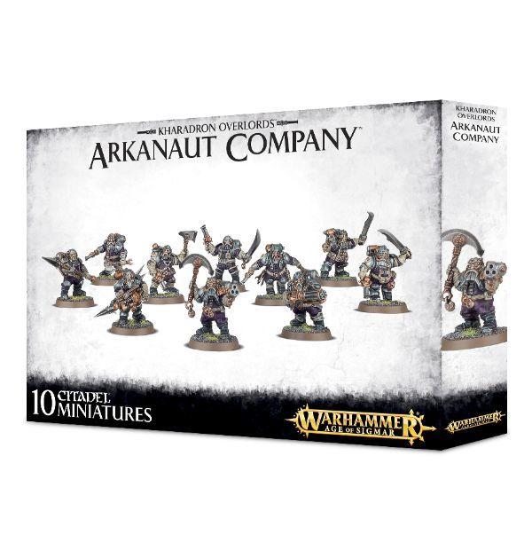 Arkanaut Company. Коробка