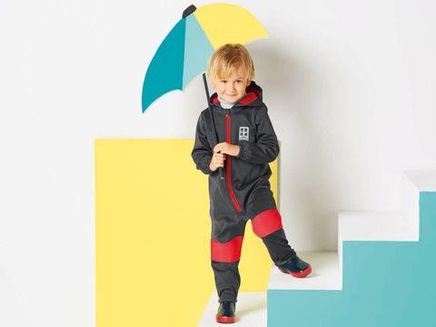 Комбинезон для мальчика непромокаемый Lupilu