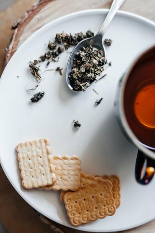 Иван-чай с мятой прессованный Вахрушевский
