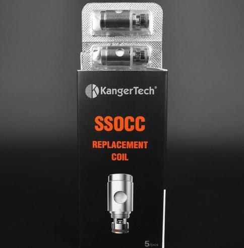 Kanger NiCr SSOCC 0.5 ohm