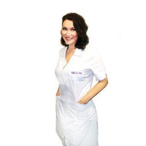 *Халат косметолога(Aravia/40-42)