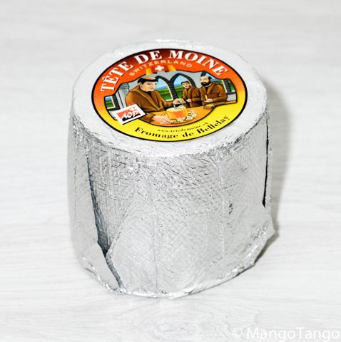 Сыр Margot Fromages Тет де Муан 51%, 1 кг