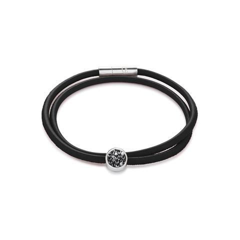 Браслет Coeur de Lion 0118/31-1223 цвет чёрный