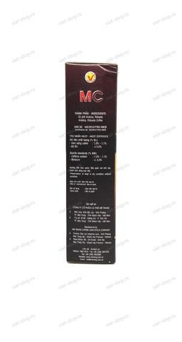 Вьетнамский молотый кофе Me Trang MC1 (low caffeine), смесь 2-х сортов, 250 гр.