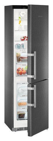 Двухкамерный холодильник Liebherr CBNbs 4835