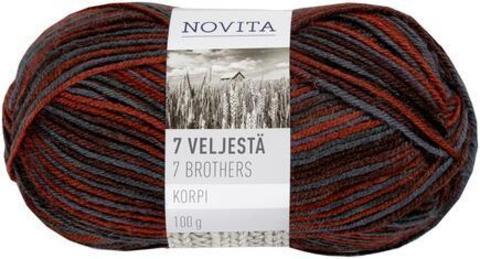 Novita 7 Brothers Korpi 999 купить