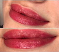 Пигмент для губ Red queen (Красная королева) от Алины Шаховой