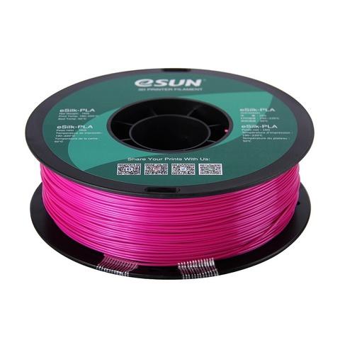 ESUN eSilkPLA, 1.75 мм, 1 кг, фиолетовый