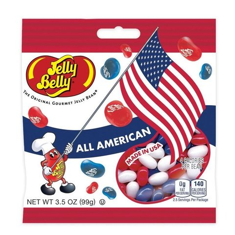 Jelly Belly All American 99 гр