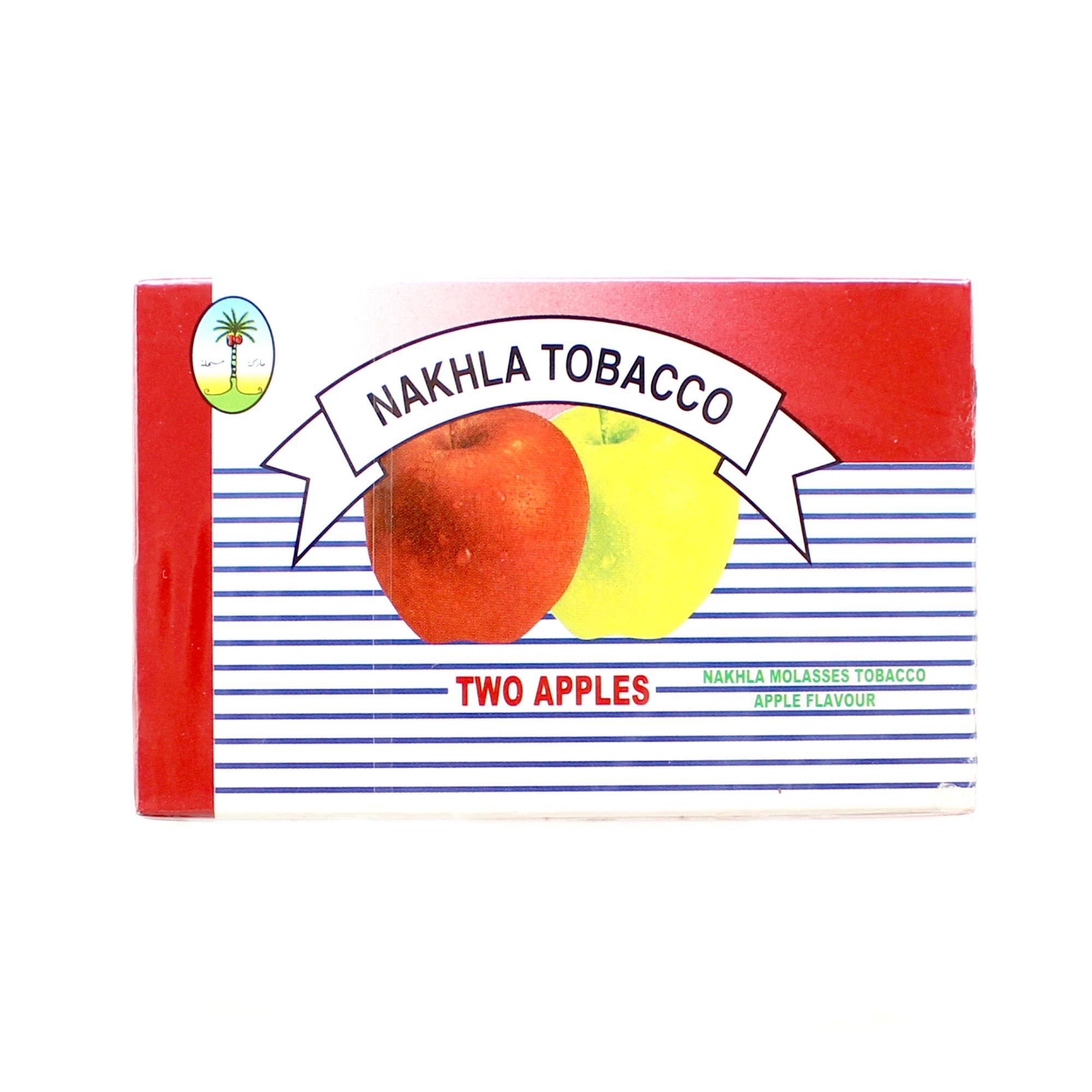 Табак для кальяна Nakhla Classic Two Apples 50 гр.