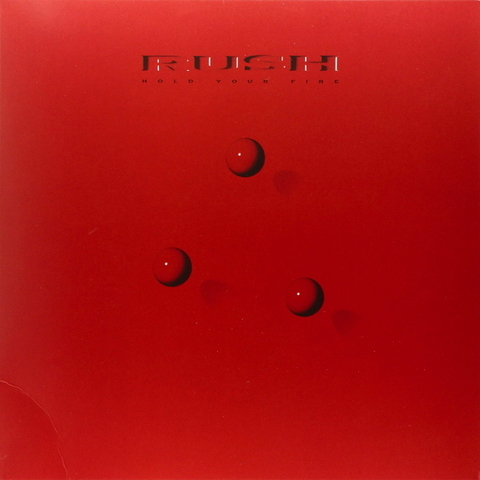 Rush / Hold Your Fire (LP)