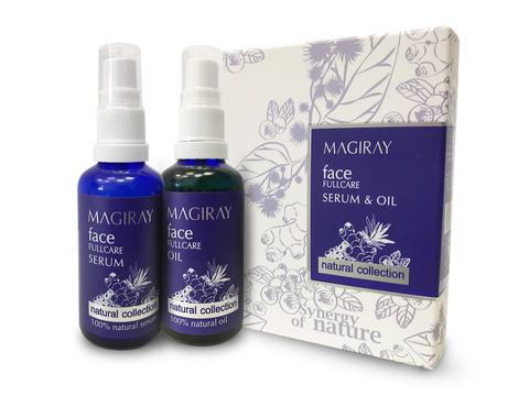 Масло + Серум для ухода за кожей лица / Face Skin Care Serum & Oil