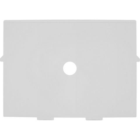 Разделитель для картотеки Exacompta горизонтальный пластиковый (A5, 2 штуки в упаковке)