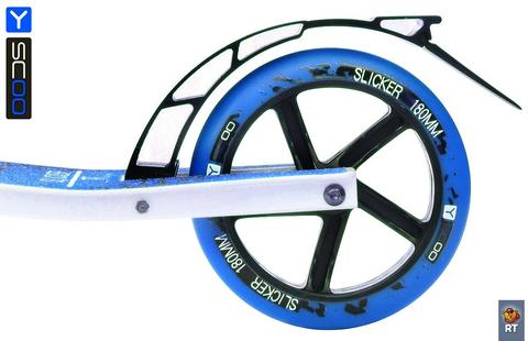 Двухколесный самокат Y-scoo 230 Slicker New Technology