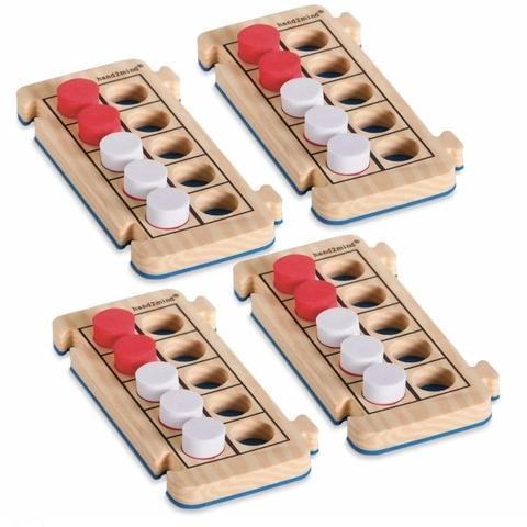 """Развивающая игрушка """"Математические кораблики"""" (комплект для группы до 4 человек)"""