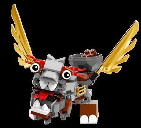 LEGO Mixels: Паладум 41559 — Paladum — Лего Миксели