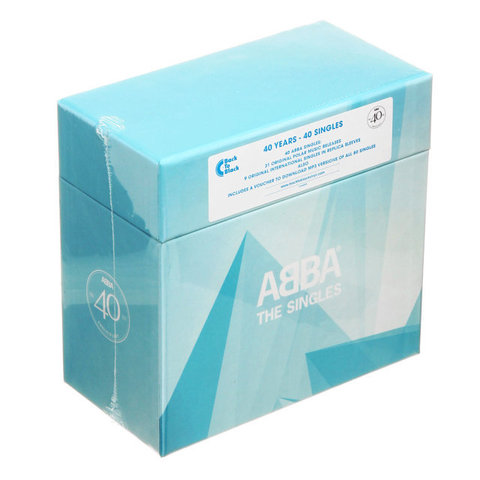 ABBA / The Singles (40x7