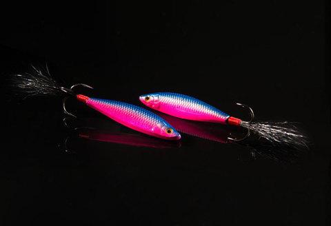 Бокоплав ручной работы Fire Fish цвет 008