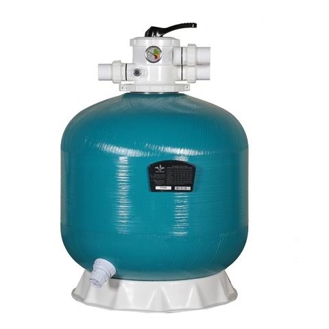 Фильтр шпульной навивки PoolKing EPW350 4.5 м3/ч диаметр 350 мм с верхним подключением 1 1/2