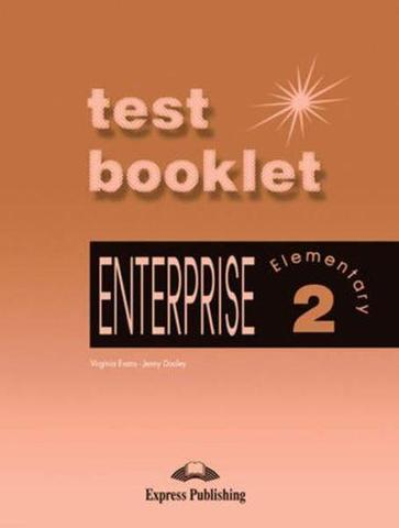 Enterprise 2. Test Booklet. Elementary. Сборник тестовых заданий и упражнений