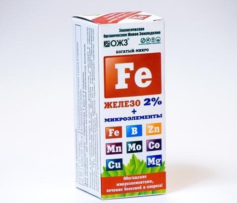 Богатый-микро Fe 0.1л
