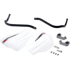 Защитные дуги+лопухи ZETA XC Pro 28.6mm черный/белый ZE72-5050