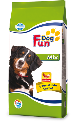 Сухой корм Farmina Fun Dog Mix