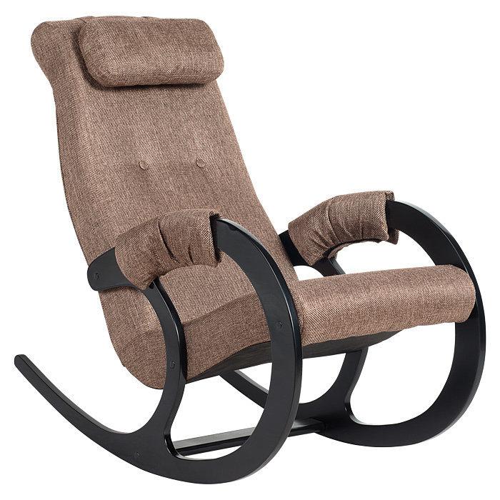 Классические Кресло-качалка Блюз Экоткань (Brown) bluz-brown-1_opt.jpg