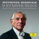 Leonard Bernstein / Beethoven: 9 Symphonies (5CD+Blu-ray)