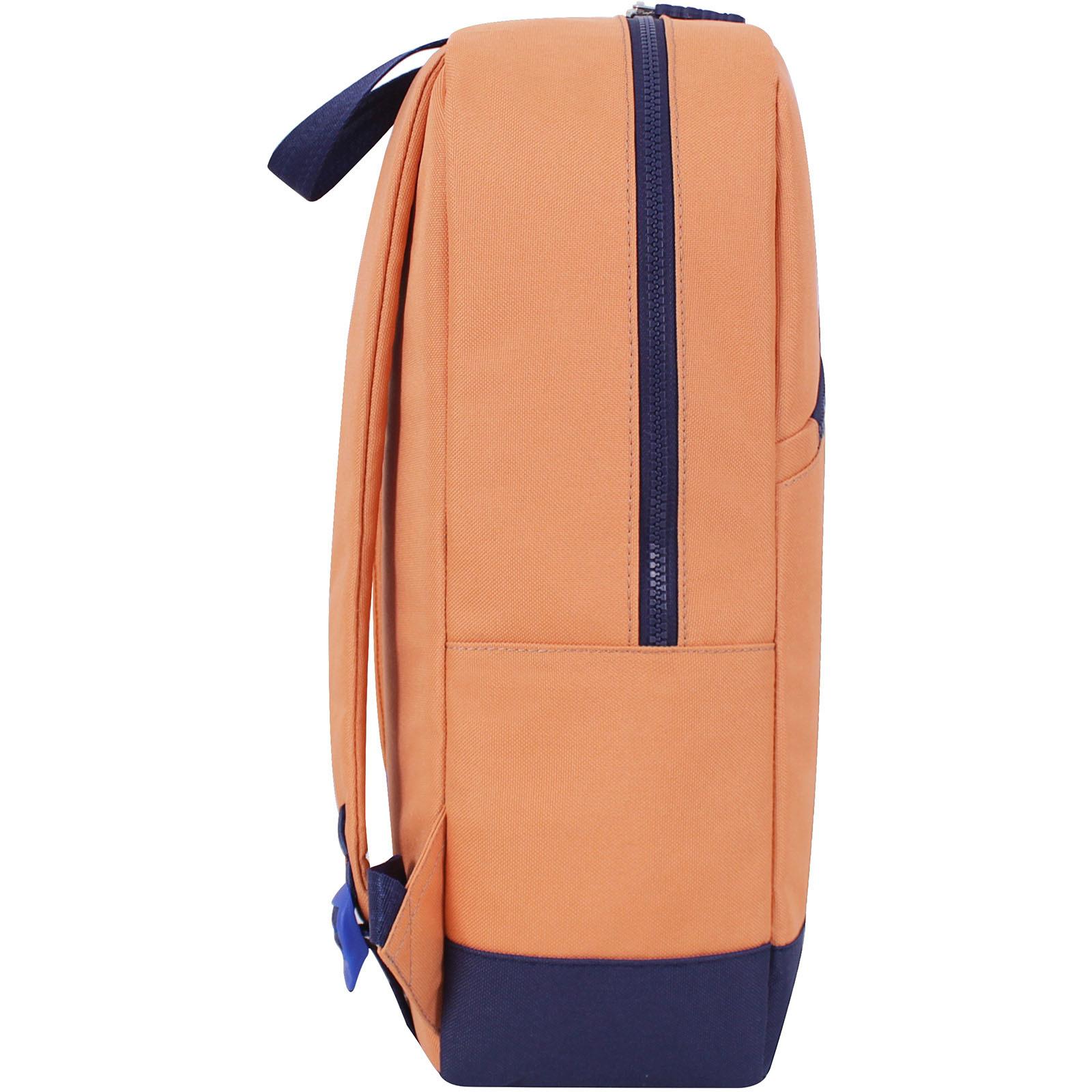 Рюкзак Bagland Amber 15 л. оранжевый (0010466) фото 2