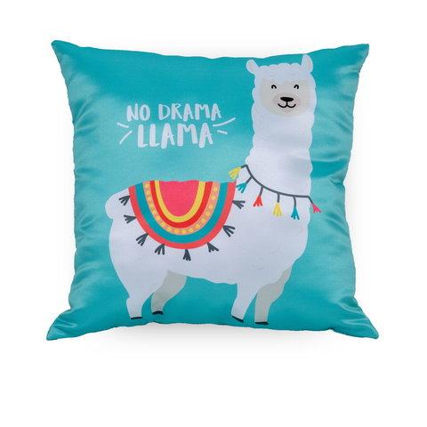 Подушка декоративная «No Drama Llama»-2