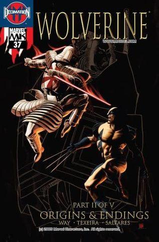 Wolverine #37 (2003)