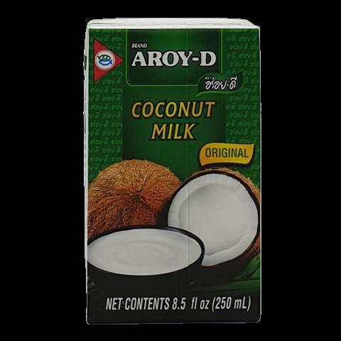 Кокосовое молоко AROY-D, 250 мл
