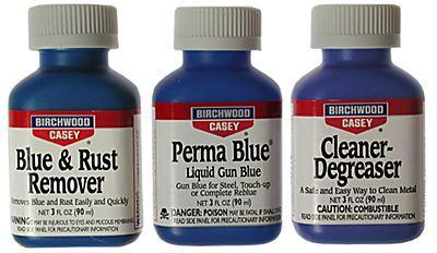 Набор для воронения Perma Blue Liquid Gun Blue Kit 13801